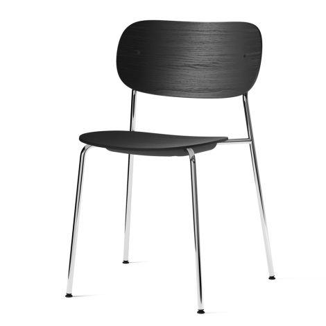 Menu Co Chair Stuhl Chrome/Black Oak