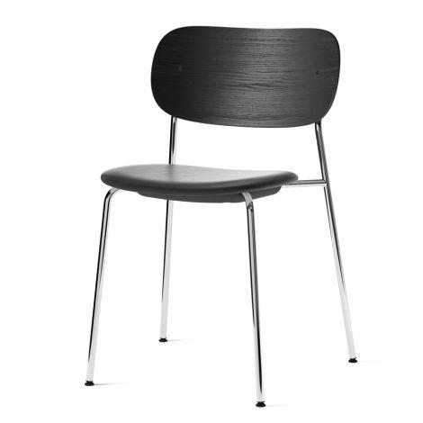 Menu Co Chair Stuhl Chrome/Black Oak/Dakar