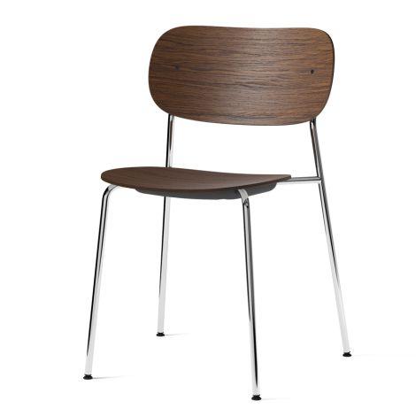 Menu Co Chair Stuhl Chrome/Dark Stained Oak