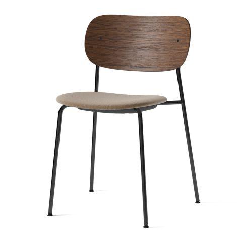 Menu Co Chair Stuhl Black/Dark Stained Oak/Lupo Sand