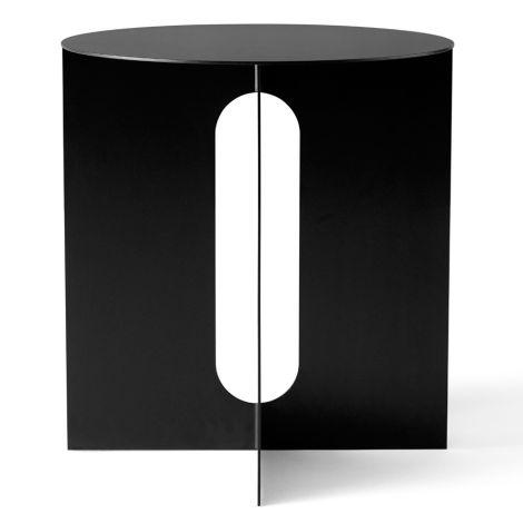 Menu Androgyne Tischbasis für Beistelltisch Black