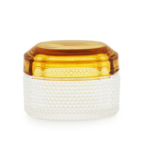 Normann Copenhagen Brilliant Aufbewahrungsdose Small Amber