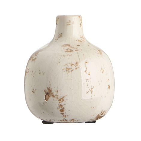 IB LAURSEN Vase Tunis Glasiert