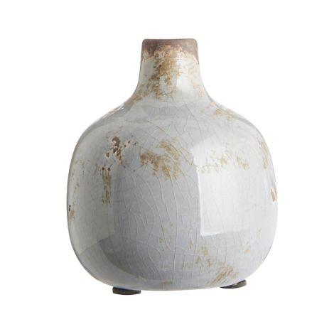 IB LAURSEN Vase Glasiert