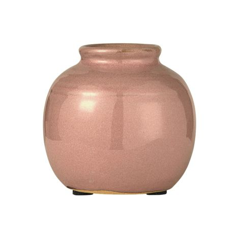IB LAURSEN Vase Mini krakeliert Blush