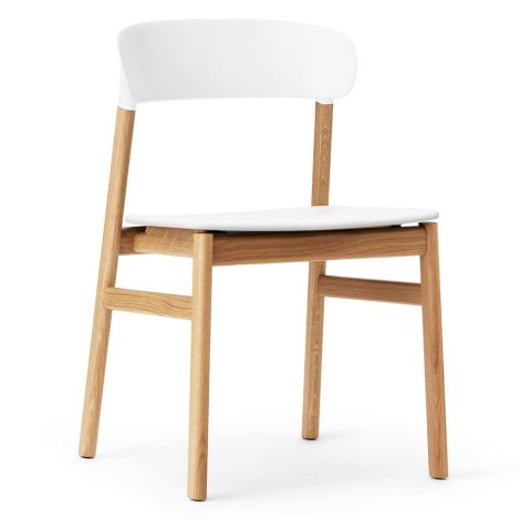 Normann Copenhagen Herit Stuhl Oak White