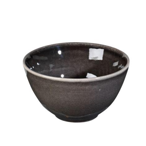 Broste Copenhagen Schale Nordic Coal 15 cm