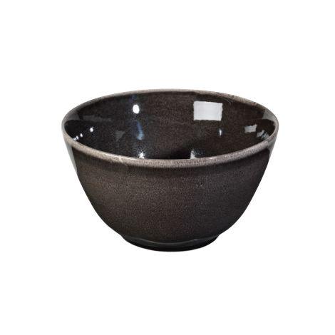 Broste Copenhagen Schale Nordic Coal 20 cm