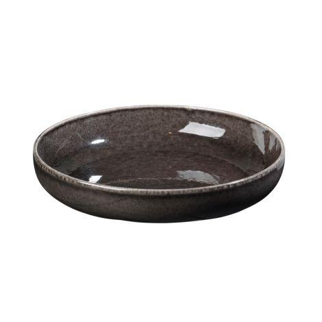 Broste Copenhagen Schale Nordic Coal 22,5 cm