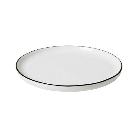 Broste Copenhagen Teller Salt 18 cm