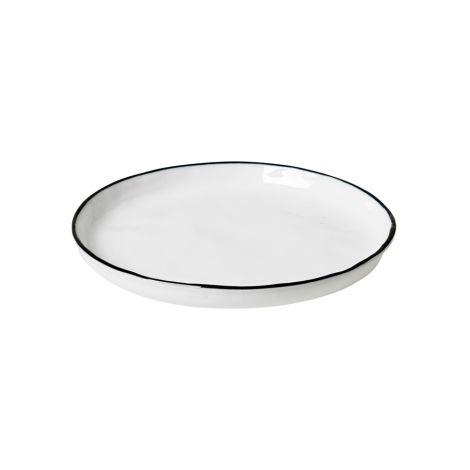 Broste Copenhagen Teller Salt 13,8 cm