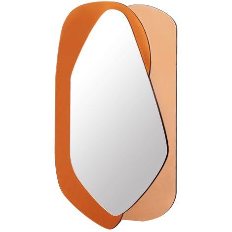 Broste Copenhagen Spiegel Layer Caramel 116 cm