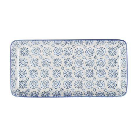 IB LAURSEN Tablett Casablanca Blau
