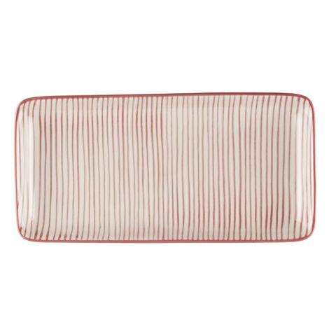 IB LAURSEN Tablett Stripes