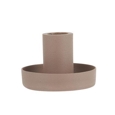 IB LAURSEN Kerzenhalter für schmale Kerzen Malva 5 cm