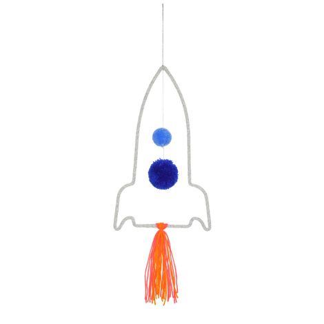 Meri Meri Deko-Anhänger Rakete