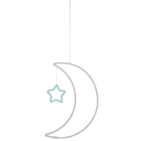 Meri Meri Deko-Anhänger Mond