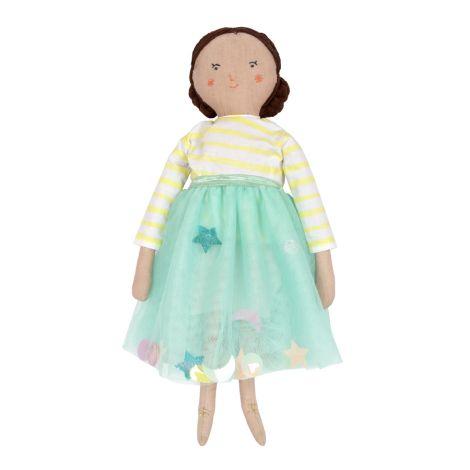Meri Meri Puppe Lila