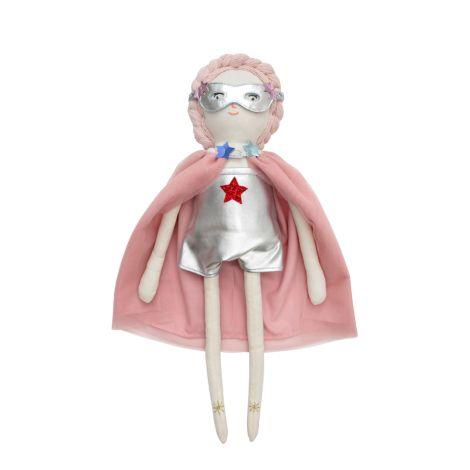 Meri Meri Puppenkleidung Superhero