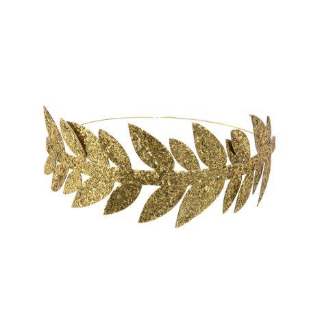 Meri Meri Party-Kronen Gold Leaf
