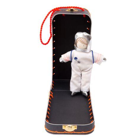 Meri Meri Koffer mit Puppe Mini Astronaut