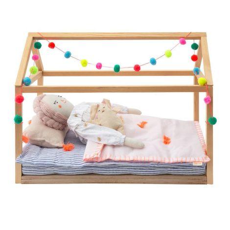 Meri Meri Puppenbett Holz