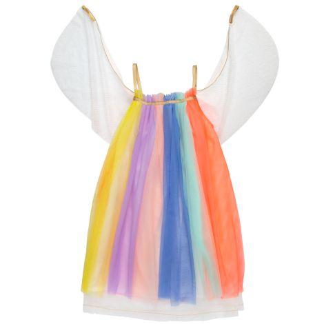 Meri Meri Kostüm Rainbow Girl 5-6 Jahre