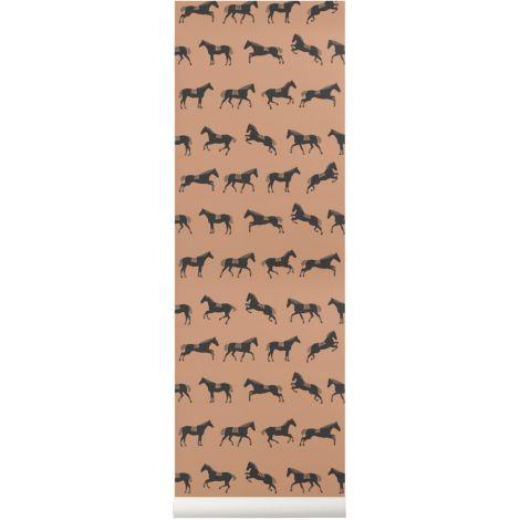 ferm LIVING Tapete Horse