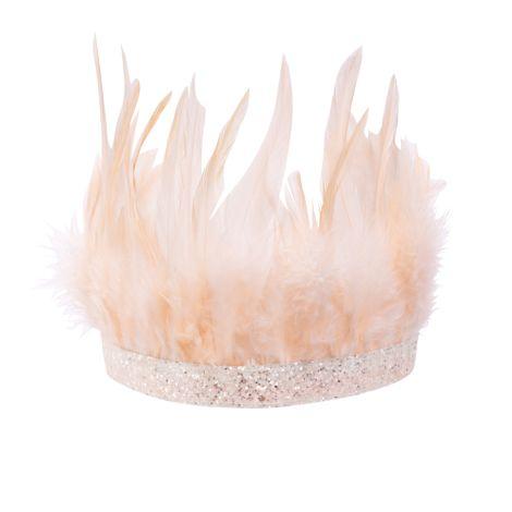 Meri Meri Party-Krone Pink Feather