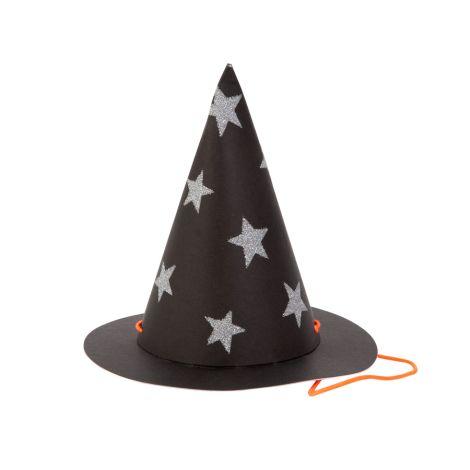 Meri Meri Party-Hut Mini Star Witch 8er-Set