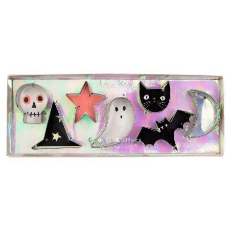 Meri Meri Mini-Ausstechförmchen Halloween 7er-Set