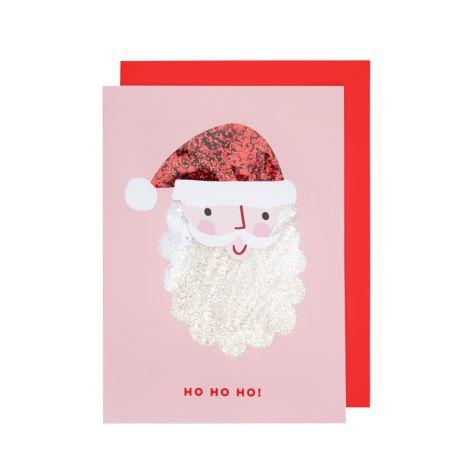Meri Meri Karte Santa Shaker