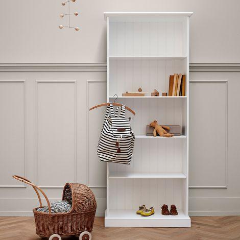 Oliver Furniture Stand-Regal Seaside groß Weiß