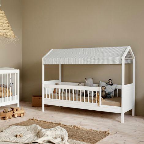 Oliver Furniture Seaside Lille+ Stoffbezug für Himmelgestell blaue Streifen