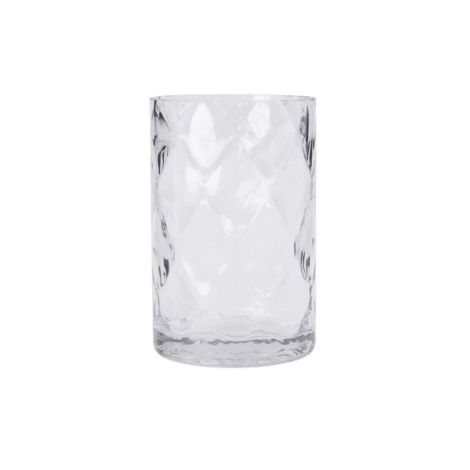 House Doctor Vase Bubble Klar 15 cm