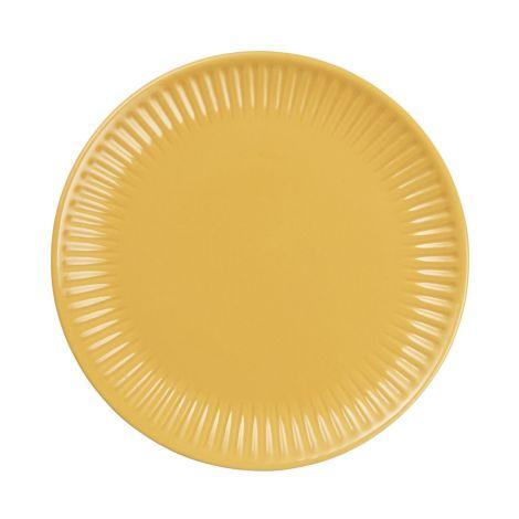 IB LAURSEN Teller Mynte Mustard 19,5 cm neues Design