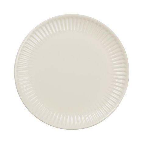 IB LAURSEN Teller Mynte Butter Cream 19,5 cm neues Design