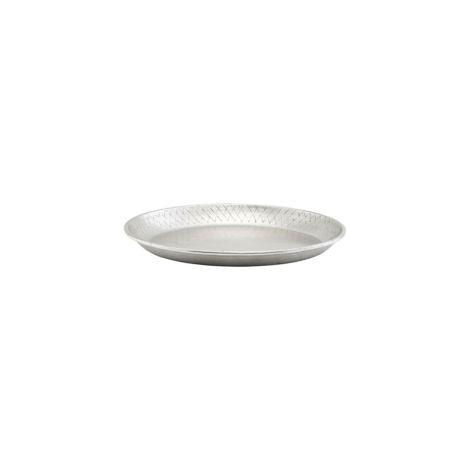 House Doctor Tablett Diamond Silber-Finish 30 cm