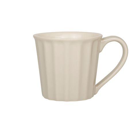 IB LAURSEN Becher mit Henkel Mynte Latte