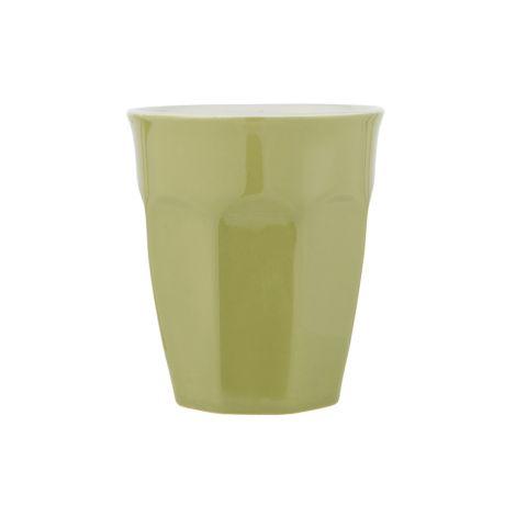 IB LAURSEN Cafe Latte Becher Mynte Herbal Green