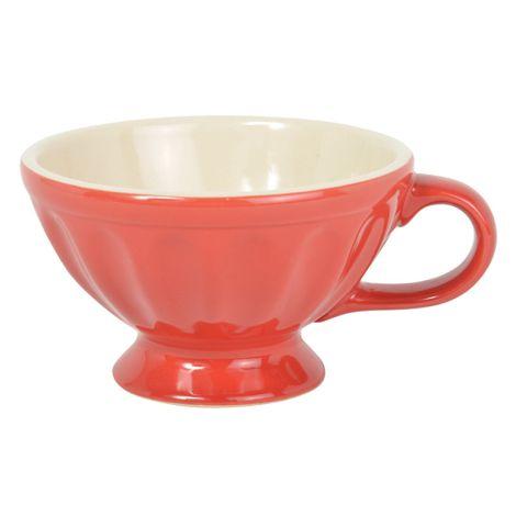 IB LAURSEN Große Tasse Strawberry