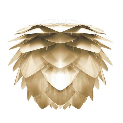 UMAGE - VITA copenhagen Lampenschirm Silvia Brushed Brass