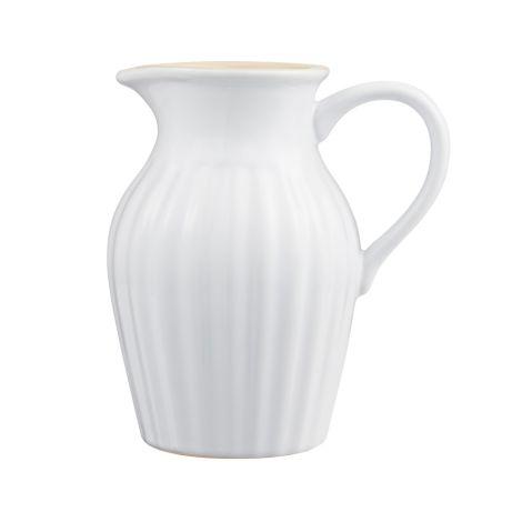 IB LAURSEN Krug Mynte Pure White 1,7 L