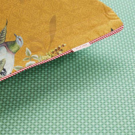PIP Studio Spannbettlaken Cross Stitch Green
