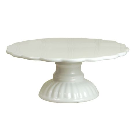 IB LAURSEN Mynte Kuchenplatte Pure White