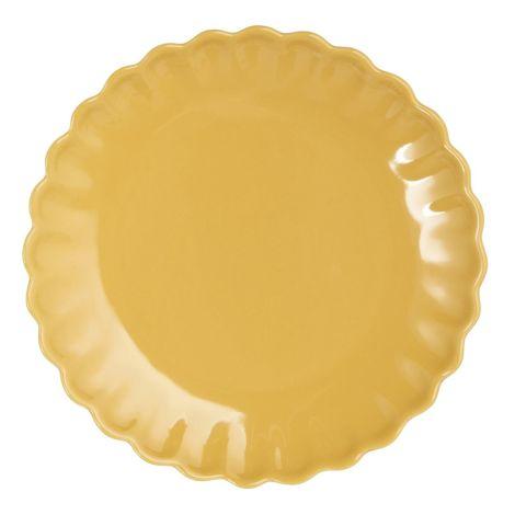 IB LAURSEN Teller Mynte Mustard 19,5 cm