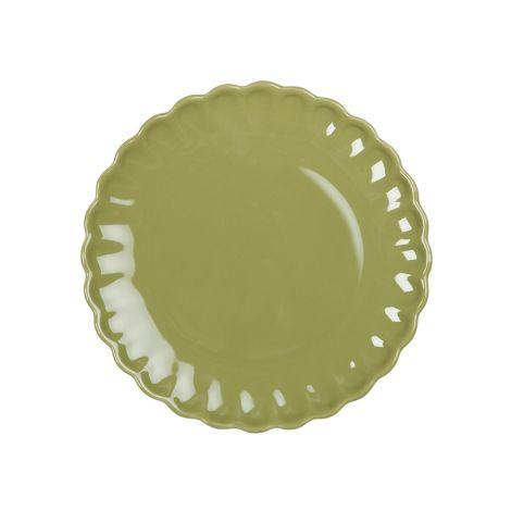 IB LAURSEN Teller Mynte Herbal Green 19,5 cm