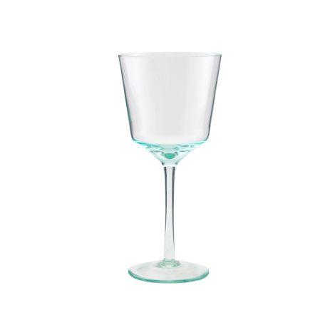 House Doctor Rotweinglas Ganz Grün