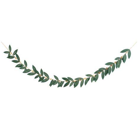Meri Meri Girlande festliche Blätter
