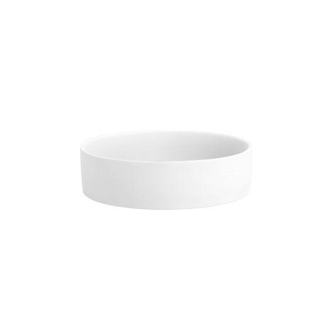 Storefactory Schale/Tablett für Kerzen Storm White